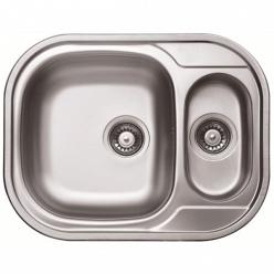 Кухонная мойка из нержавеющей стали Kuppersberg LEDA EX155