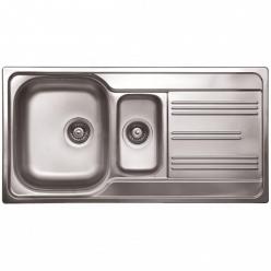 Кухонная мойка из нержавеющей стали Kuppersberg CALLISTO EX306