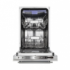 Встраиваемая посудомоечная машина на 10 комплектов Midea M45BD-1006D3