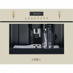 Встраиваемая кофемашина для молотого кофе Smeg CMS8451P