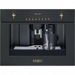 Встраиваемая кофемашина для молотого кофе Smeg CMS8451A